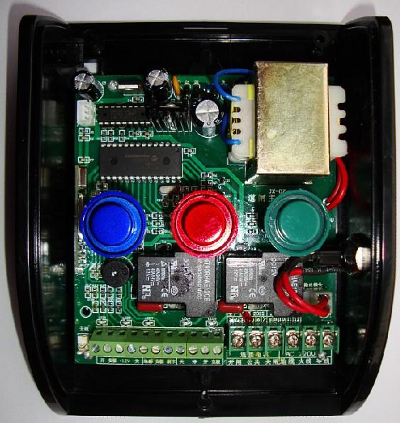 jx-dz建星道闸控制器